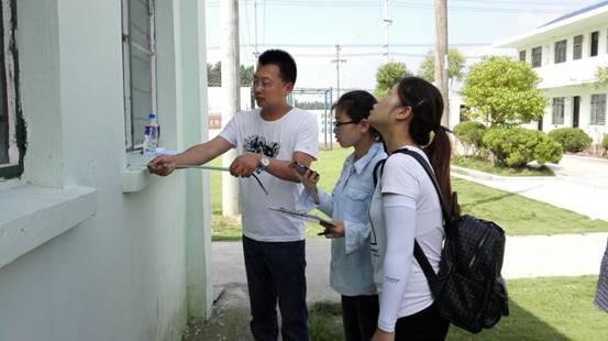 江苏盐城亭湖区审计局集中力量对农村校舍维修