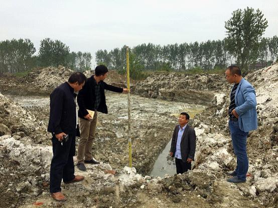 江苏建湖审计人员强化对道路工程签证部位的跟