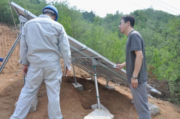 河北省张家口市审计局加速推进光伏项目扶贫步伐