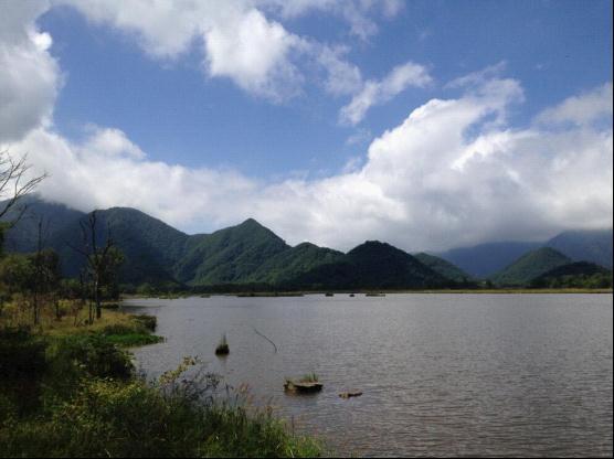广西山河风景壁纸